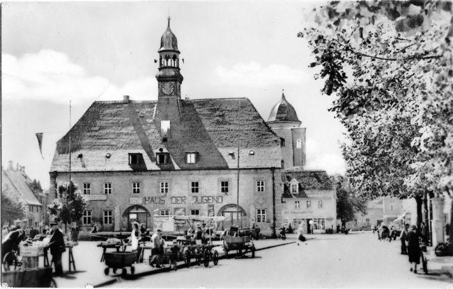 """Altes Finsterwalde: Von da kamen einst unsere """"Pampers"""