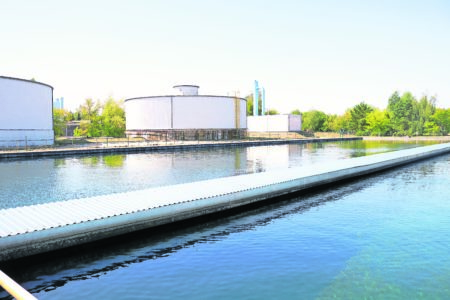 Wasserwerk Schwarze Pumpe fährt seit Wochen unter Volllast