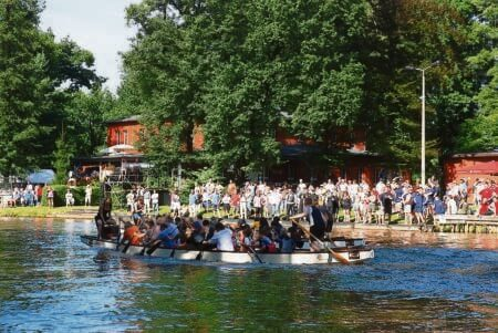 Sommerregatta in Peitz und Spremberg am 25.08.18