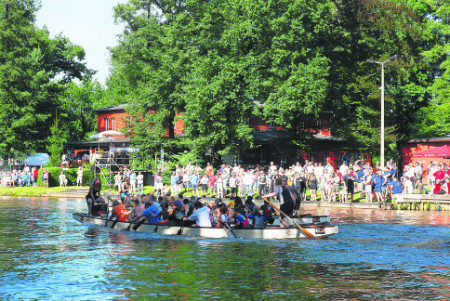 In Peitz und Spremberg kocht am 25. August wieder das Wasser