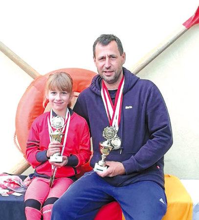 Seesport - Mehrkampf-Vereinsmeisterschaften in Forst