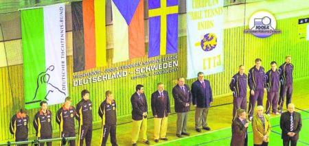 Tischtennis: Automation Cottbus feierte kräftig
