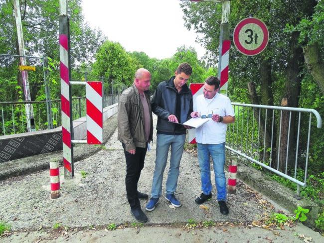 Stillstand an der Spremberger Brücke Wilhelmsthal soll enden