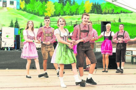 Oktoberfest in Branitz