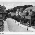 """Altes Guben: Die """"Grüne Wiese"""" - eine Prachtstraße entlang der Neiße"""