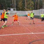 Neues Gemeindehaus und neuer Sportplatz in Kahren