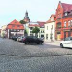 Herbstliches Treiben in Vetschau