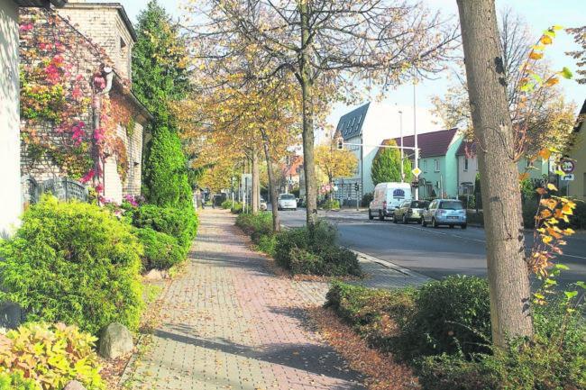 Kolkwitzer Straße in Cottbus: Ströbitzer Ausfallstraße im Wandel der Zeit