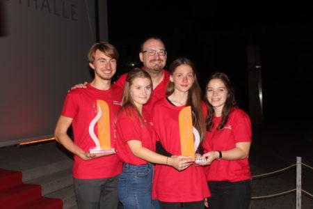 Europäisches Gold für Cottbuser Kindermusical