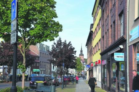 Spremberger Straßen: Dresdener Straße verändert sich