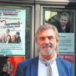 """Arnold """"Murmel"""" Fritzsch gastiert am 2. November 2018 in der Theaternative Cottbus"""