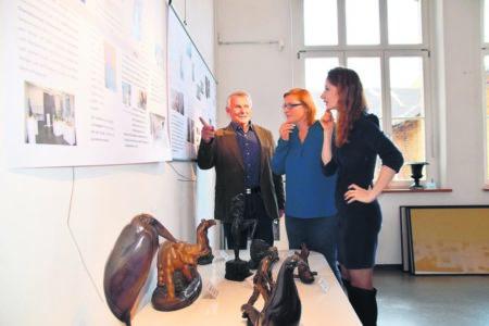 Kunstgusstage am 13. und 14. Oktober 2018 in Lauchhammer