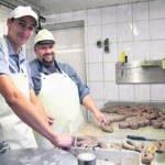 Produkte der Region: Schlachtzeit in der Lausitz