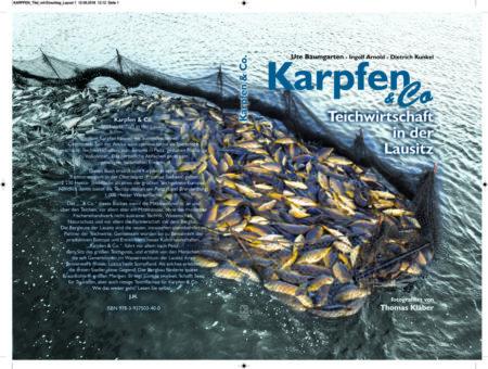 Der 21. Große Peitzer Fischzug und dazu das neue Buch der Binnenfischer