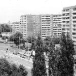 Altes Cottbus: Wohnscheibe Görlitzer Straße heutiger Knappschaft-Standort