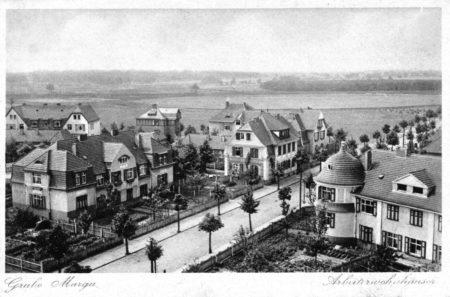 Altes Senftenberg: Die schöne Gartenstadt Marga in Brieske