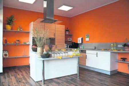Tagespflege ,,Trautes Nebenan'' in Briesker Straße 2 in Senftenberg feierlich eröffnet