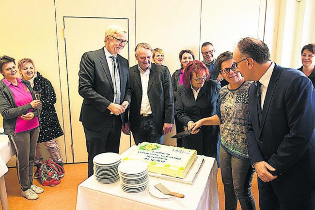 Tagesklinik für Geriatrie und Psychiatrie in Spremberg eröffnet