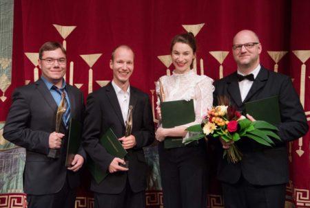 Max-Grünebaum-Preise 2018 in Cottbus an Künstler und Wissenschaftler verliehen