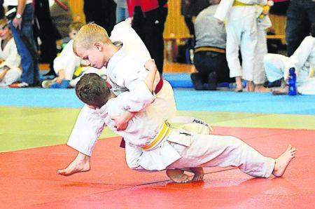 Judo: ASAHI Judoka Spremberg wurde bestes Deutsches Team am 17.10.2018