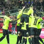 Fußball Liga 3: FC Energie Cottbus gewinnt gegen 1. FC Kaiserlautern
