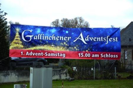 Erster Advent in Gallinchen