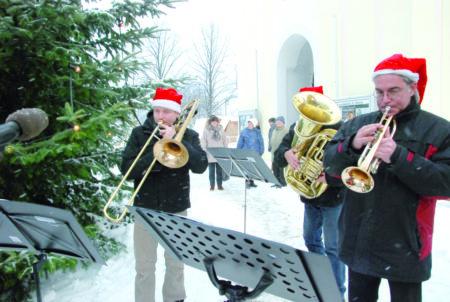 Forst: Festliche Klänge in Stadtkirche am 7./8.12.