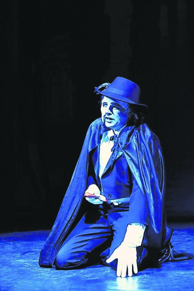 Phantom der Oper fasziniert in 2019 in Hoyerswerda