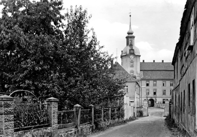 Alte Niederlausitz: Das Lieberoser Schloss derer von der Schulenburg