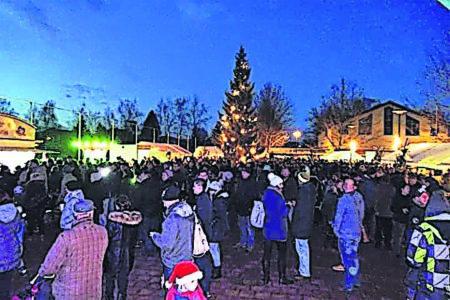 Region: Weihnachtsmarkt am 2. Dezember 2018