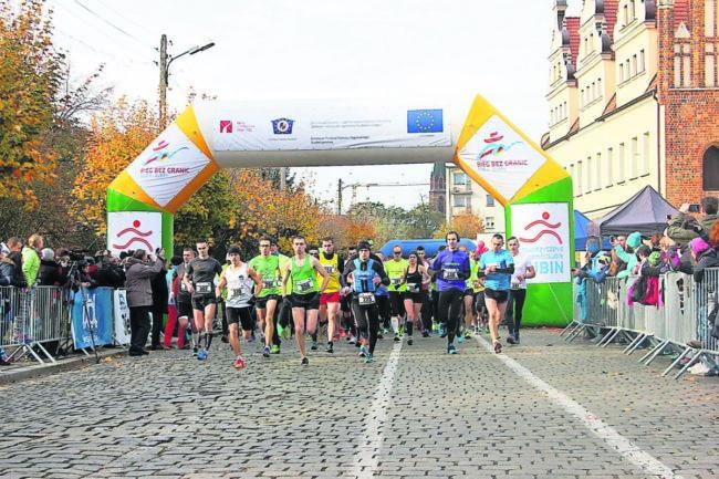 Gubener Lauf ohne Grenzen am 3.11.2018