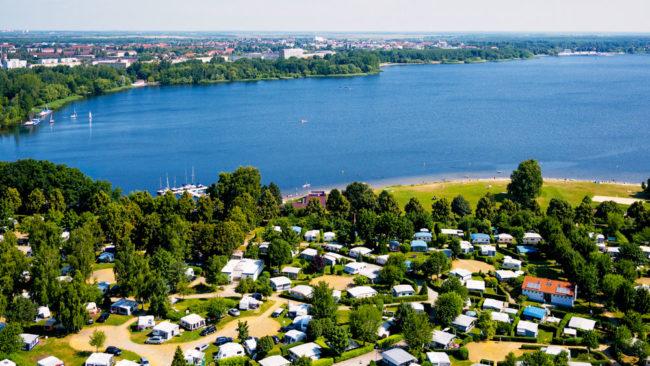 Besucherrekord am  Senftenberger See