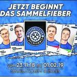 Autogrammstunde mit Dynamo Dresden-Spielern am 23.11.18 in Lauchhammer