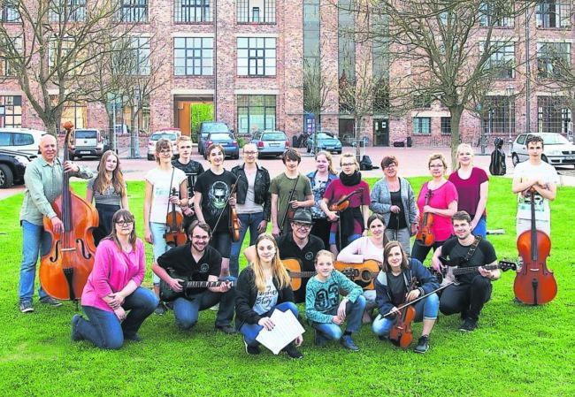 Zupf-Streich-Orchester feiert sein 15. Jubiläum am 24.11.18
