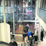 Lichtershopping in der Senftenberger Innenstadt am 15.12.2018