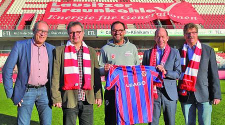 Mein Sonntag im Revier: Werner Fahle über das Freundschaftsspiel FC Energie Cottbus gegen Sparta Prag