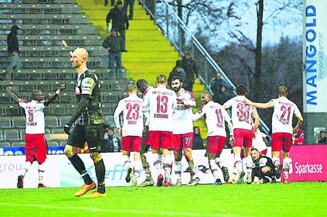 3. Liga: FC Energie Cottbus empfängt Tabellenletzten am 15.12.2018