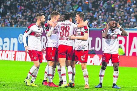 3. Liga: FC Energie Cottbus schlägt Hansa Rostock am 22.12.18