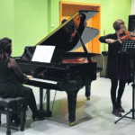 Neuer Konzertflügel des Gymnasiums in Senftenberg eingeweiht