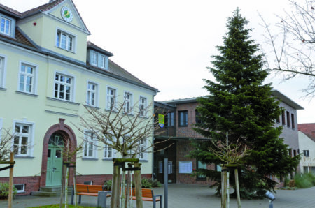 Gemeinde Kolkwitz in Adventsstimmung