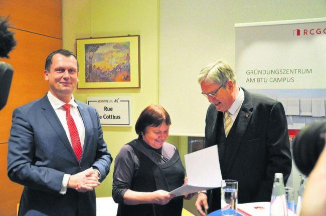 10,7 Millionen Euro für ein Gründungszentrum in der Lausitz
