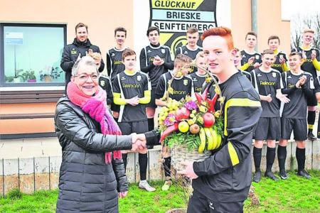 Turnier der Traditionsmannschaften in Senftenberg am 19.1.19