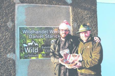 Land und Leute: Adventsausflug in den Spreewald