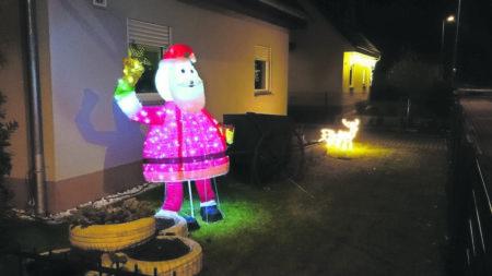 Weihnachten 2018 im Cottbuser Süden