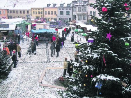 Weihnachtsmarkt in Ortrand am 22. und 23.12.2018