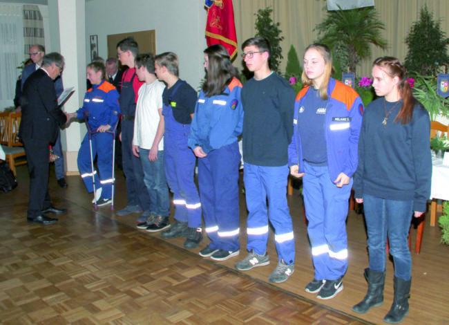 Landkreis Spree-Neiße würdigt Feuerwehrleute