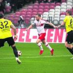 Fußball 3. Liga: Zweite Heimniederlage des FCE Cottbus am 1.12.18