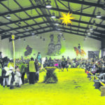 """""""Wir schaffen das"""" war die Botschaft unterm Stern beim Krippenspiel der Kutzeburger Mühle am 24.12.18"""