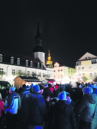 Spremberger Lichterfest und Verkaufsoffener Sonntag vom 14. bis 16.12.2018