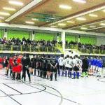 Hallenfußballturnier in Kolkwitz am 28.12.2018